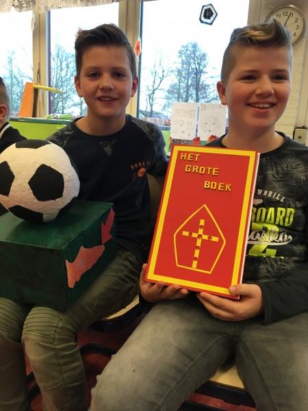 Bekijk het album Sinterklaas groep 7