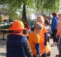 Foto uit album: Koningsspelen groepen 1 t/m 4