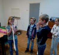 Foto uit album instrumenten carrousel groep 5a